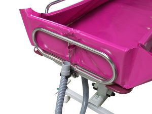 Crystal Pro Shower Trolley - Electric