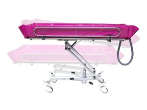 Crystal Shower Trolley - Manual