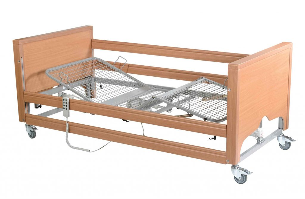 Classic FS Low Care Home Bed