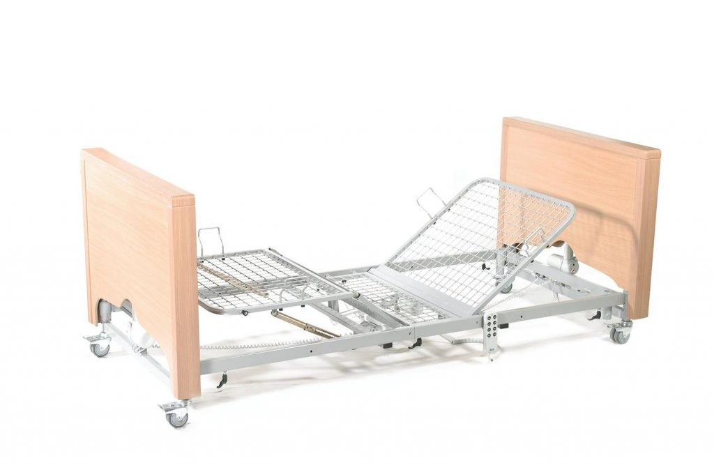 Homecare Classic Low Electric Profiling Bedstead Low