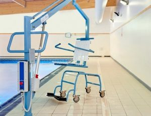 Heron Pool Hoist