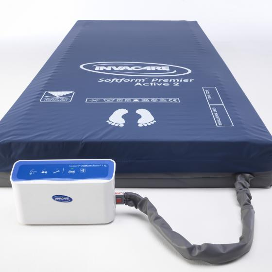 Softform Premier Active 2 Hybrid Mattress and Pump