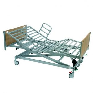 Invacare Octave Bariatric Bed, care bed, hospital bed, profiling bed