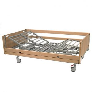 Octave Bariatric Bed, care bed, hospital bed, profiling bed