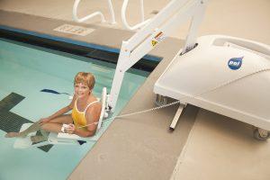 Dolphin Pal Portable Pool Lift