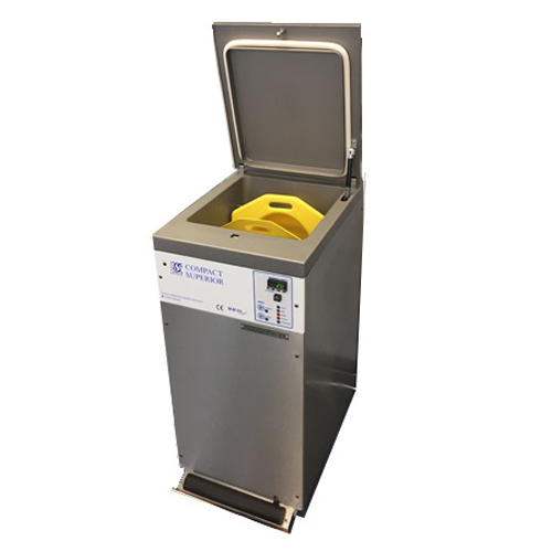 Stanbridge CS2 ST Machine | infection control barrier