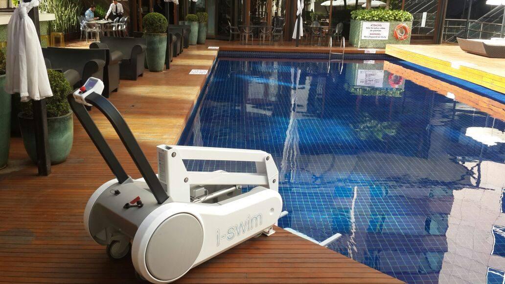 I-Swim 1 Portable Pool Lift