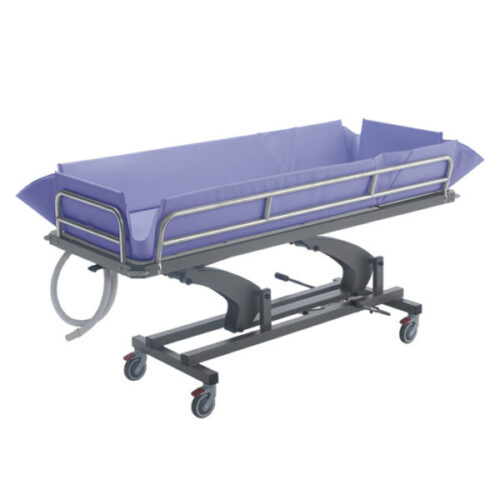 Barella Paediatric Shower Trolley