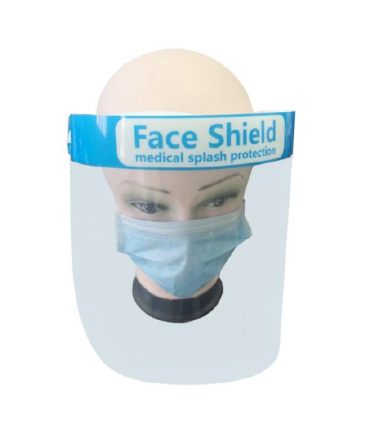 face shield eye protection ppe