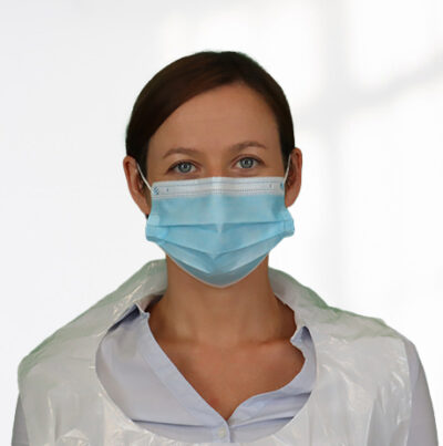 ppe type IIR surgical mask