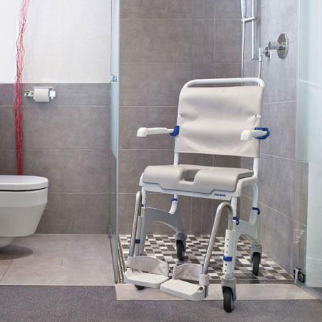 Shower Commode and Chair